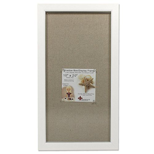 10x20 White Shadow Box Lawrence Frames Box Picture Frames Shadow Box Picture Frames Lawrence Frames