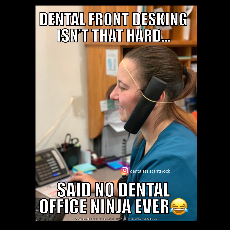 Funny Receptionist Memes