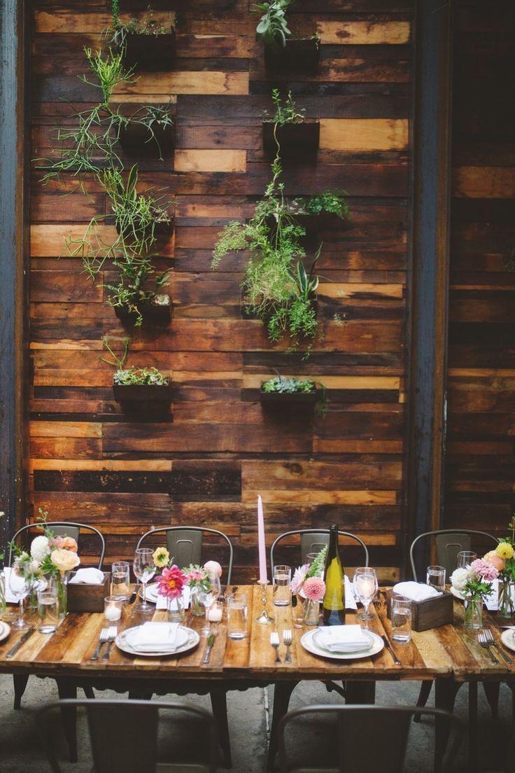 A Rainy Urban wedding at Brooklyn Winery in 2020 Rustic