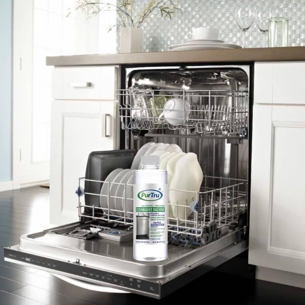 Dishwasher and Washing Machine Sanitizing and Cleaning Solution Bundle