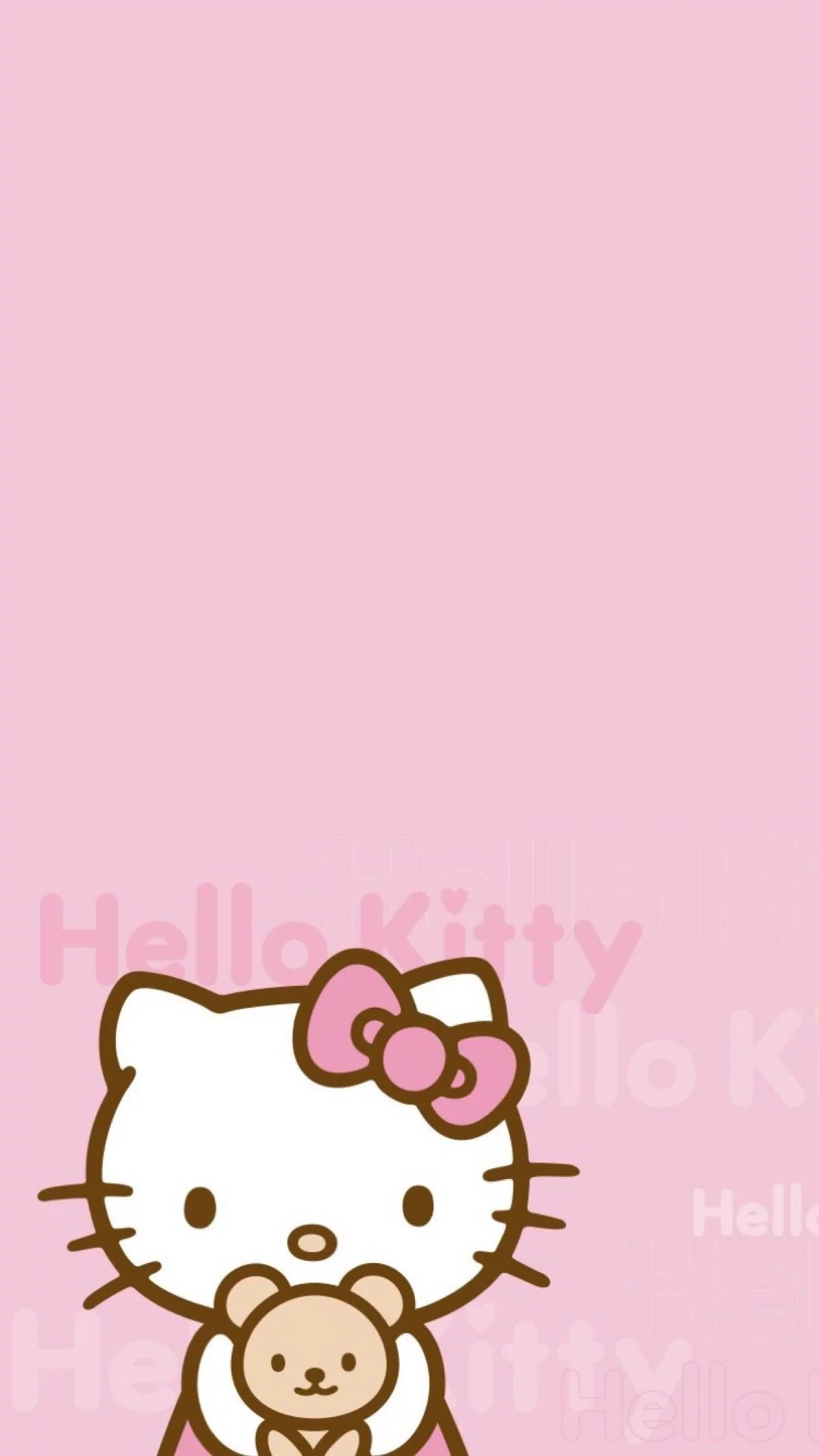 Pin by June KT. on -Wallpapers #KT 6  Hello kitty wallpaper free