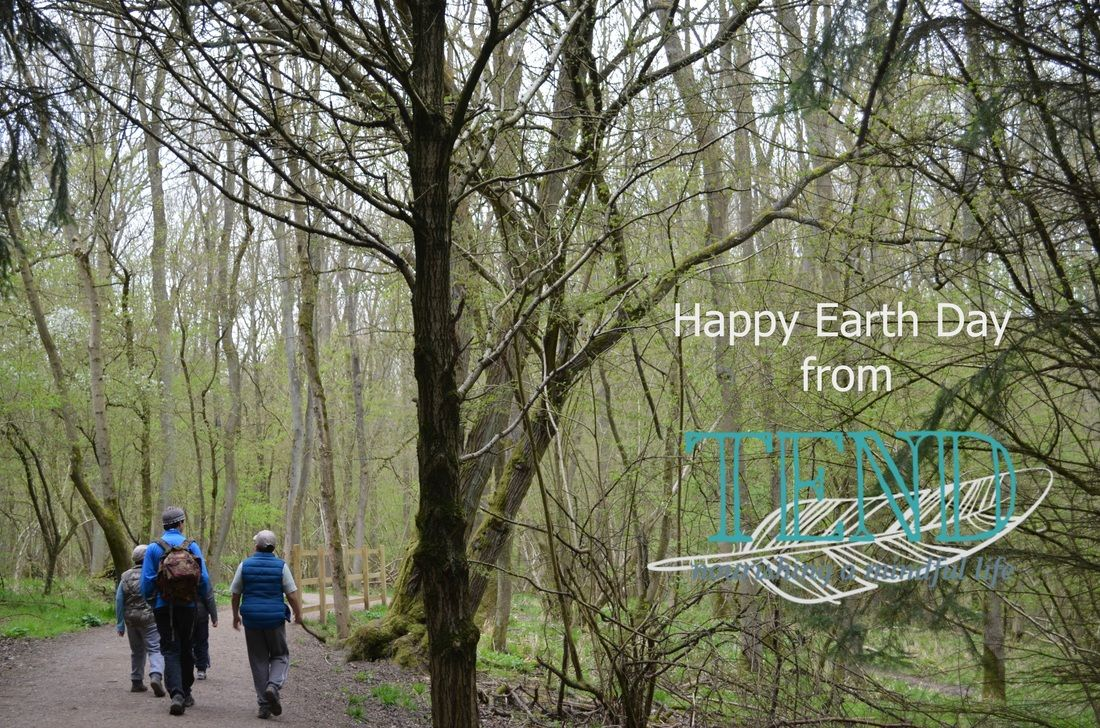 Happy Earth Day from TEND magazine