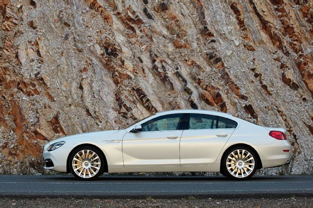 2016 Bmw 6 Series And M6 Refreshed Bmw 6 Series Bmw Gran Coupe
