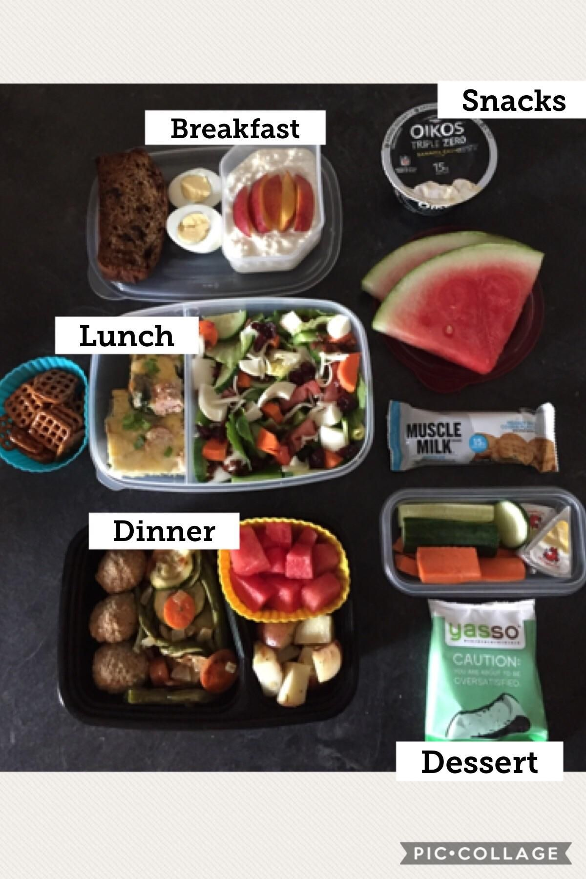 Pin by Eileen on Meal Prep in 2019   Meal prep, Meal