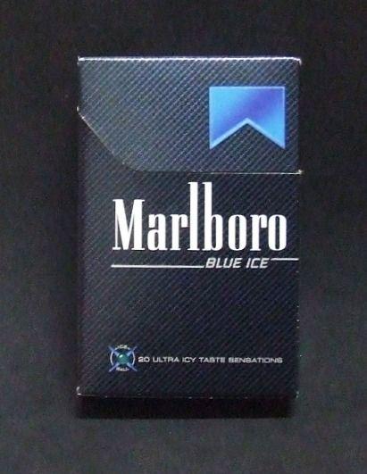 Extremamente Embalagem de Marlboro Blue Ice | cigarettes | Pinterest | Nostalgia TX05
