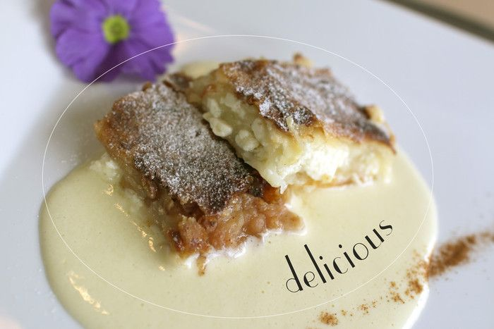 Slovenian local strudel - called also retaš belongs to one of the