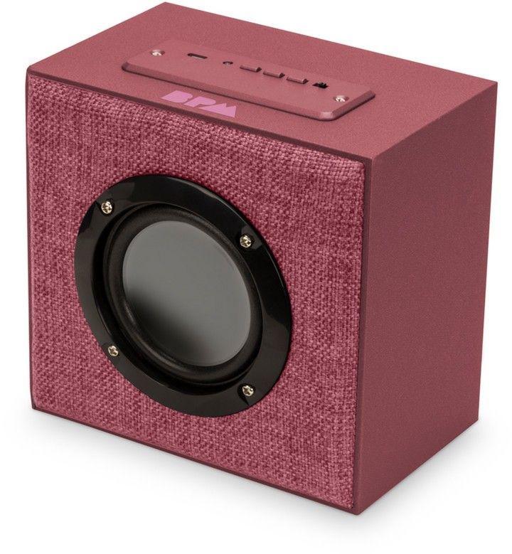 iHome BPM Bluetooth Fashion Boom Box Speaker - Purple | Bluetooth ...