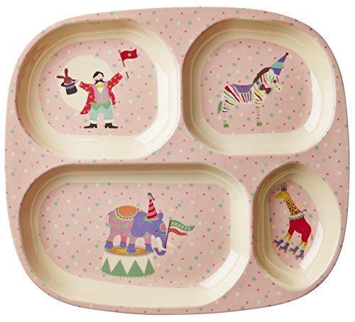 Pin By Iris Bloem On Servies Kids Kids Melamine Kids Tableware Compartment Plate