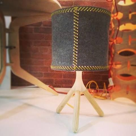 Lamp by Carlos Bobonis, part of Design in Puerto Rico at Wanted ...