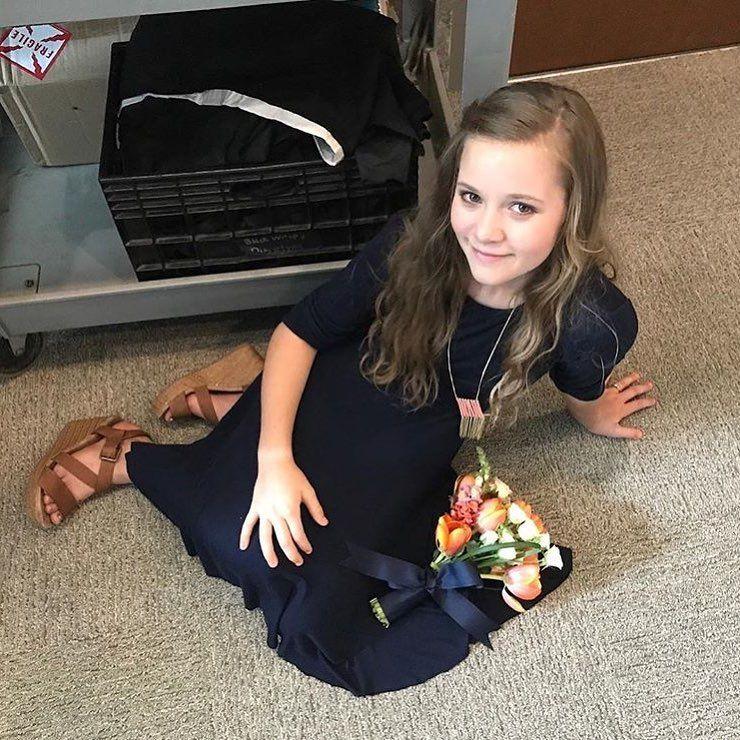 Johanna On Her 12th Birthday!