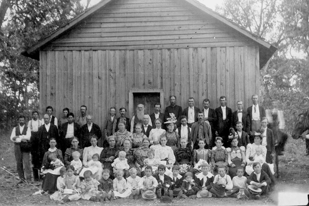 Where Sunday School Comes From Native american history