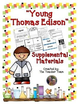 Young thomas edison journeys third grade unit 2 lesson 10 activities young thomas edison journeys third grade unit 2 lesson 10 activities fandeluxe Image collections