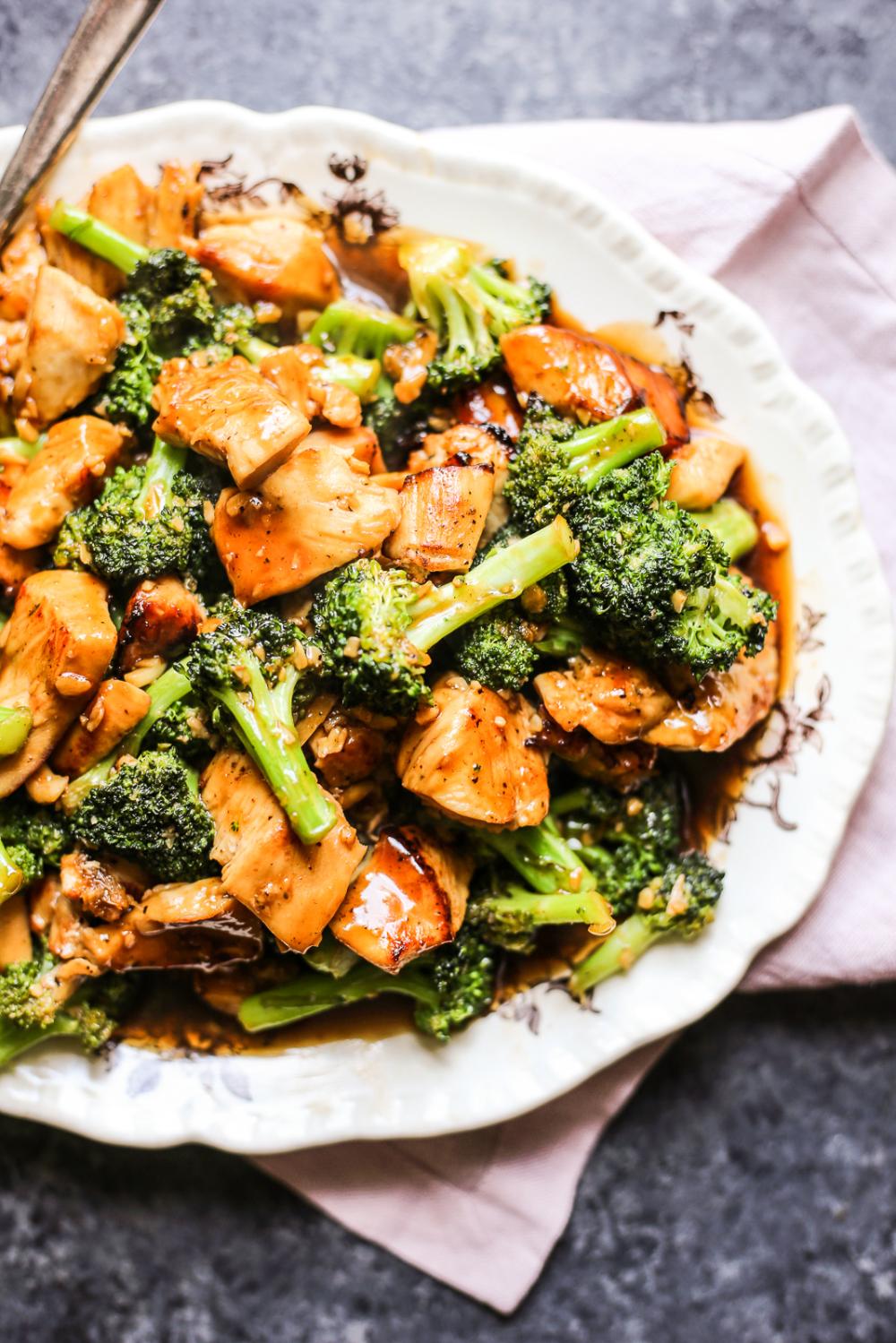 Chicken and Broccoli Recipe Whole food recipes