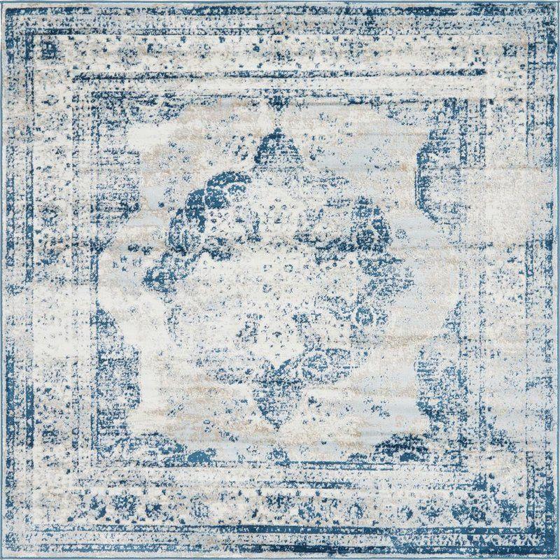 Brandt Tibetan Blue Ivory Beige Area Rug M D Pinterest