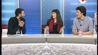 En el programa Santiago Sí 21/11/2012 de @correotv Salgo a partir del minuto 22:12 #correotv #santiagosi #television #tv