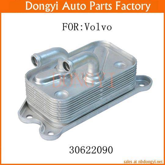 New Aluminum Engine Oil Cooler Oem 30622090 For Volvo Volvo Aluminum Auto Parts