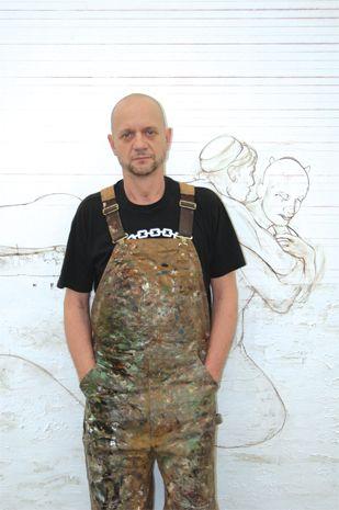 Interview with Attila Richard Lukacs - ARTORONTO