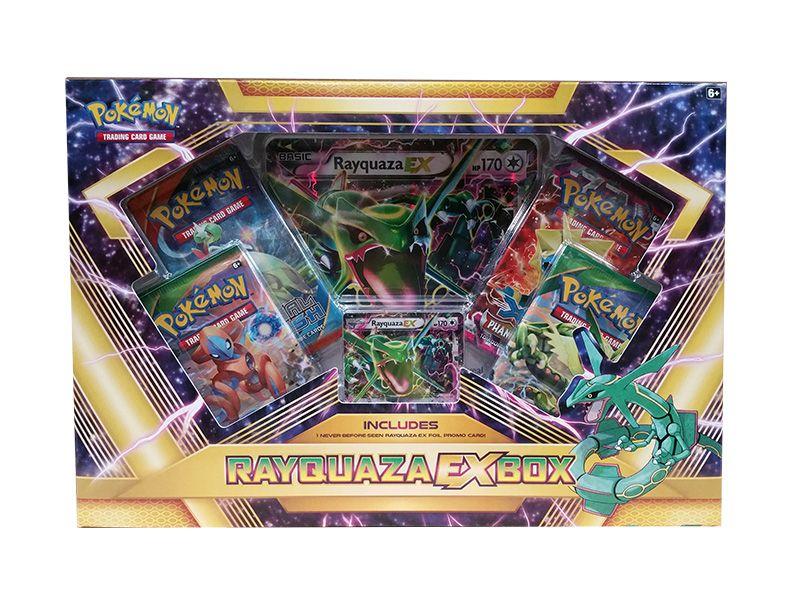 Pokemon Tcg Mega Rayquaza Ex Box The Pokemon Tcg Rayquaza Ex Box