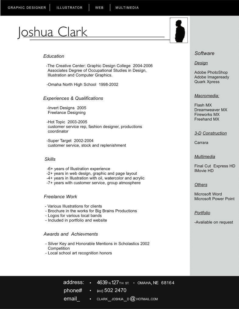 Photography Resume Template Photography Resume Info Terrific Resume