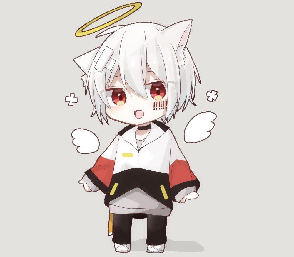 あさり🌱 on Twitter | Anime chibi, Kawaii anime, Chibi boy