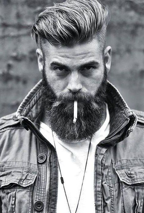 Beard Style : 5 Reasons why you need to style your beard! #hairandbeardstyles