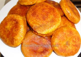 Xian chinese persimmon cakes chinese food pinterest cake food forumfinder Image collections