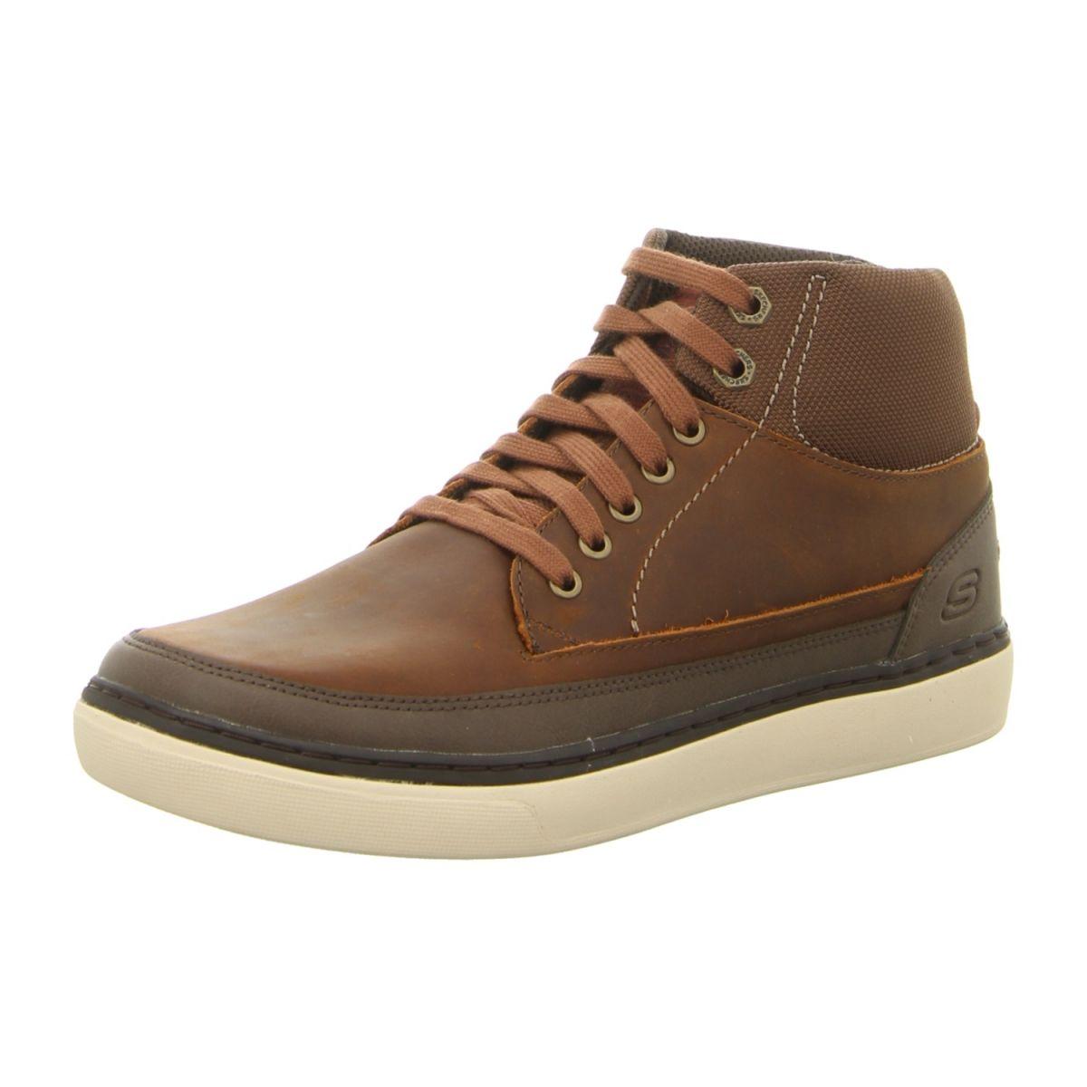 SKECHERS SKECHERS Palen Bower Sneakers schwarz Leder Herren
