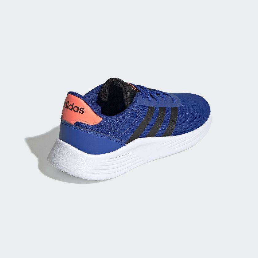 Lite Racer 2.0 Shoes | Blue adidas, Blue shoes, Adidas