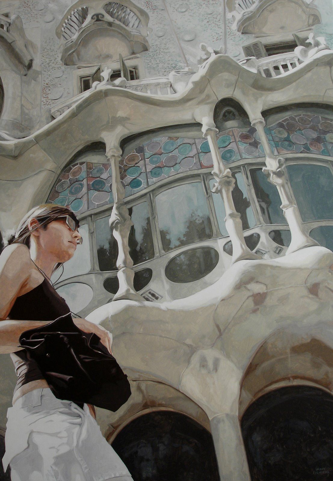 Marc Figueras Realistic Painting Hiperrealismo Pinterest