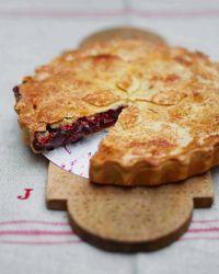 Leila Lindholm's Twin Peaks Cherry Pie