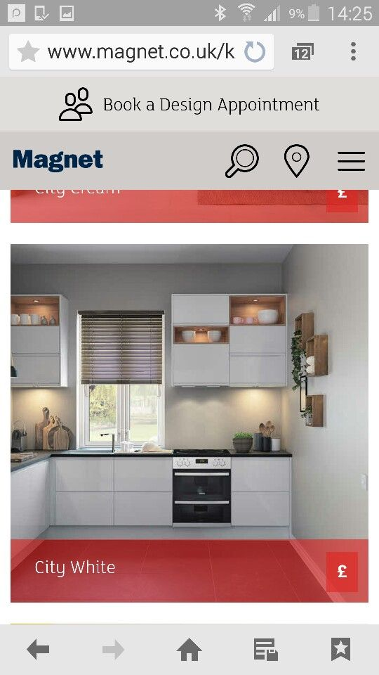 Magnet wall cupboards II