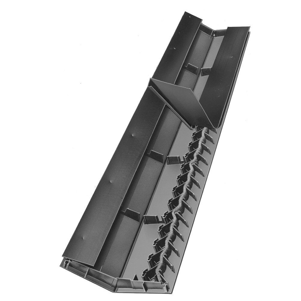 Builders Edge 150000002002 9 Hip Vent Box Of 10 For More Information Visit Image Link Roof Vents Home Builders Roof Lines