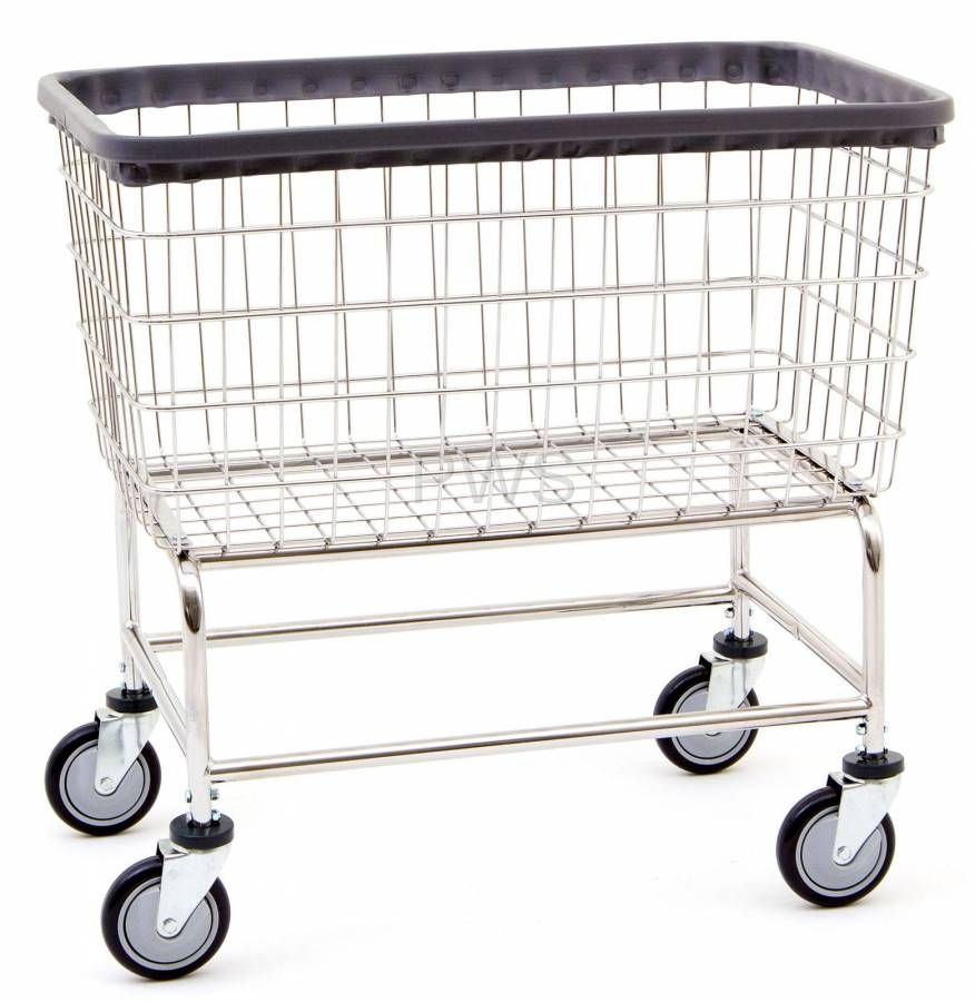 R B Wire Products R B Wire 200f Large Capacity Rolling Laundry