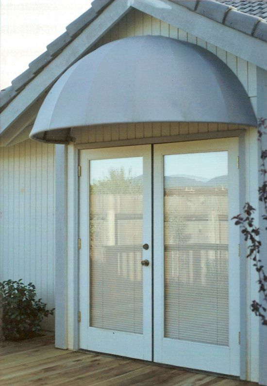 Dome Awnings Shade Patio Shade Shade Structure Front