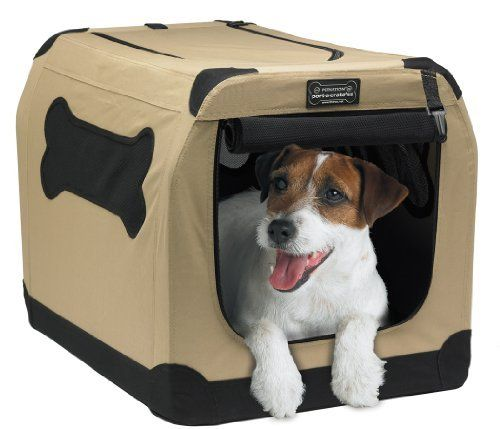 Pin By Sarah Beryl On Dog Houses Kennels Pens Portable Dog Crate Pet Kennels Dog Crate
