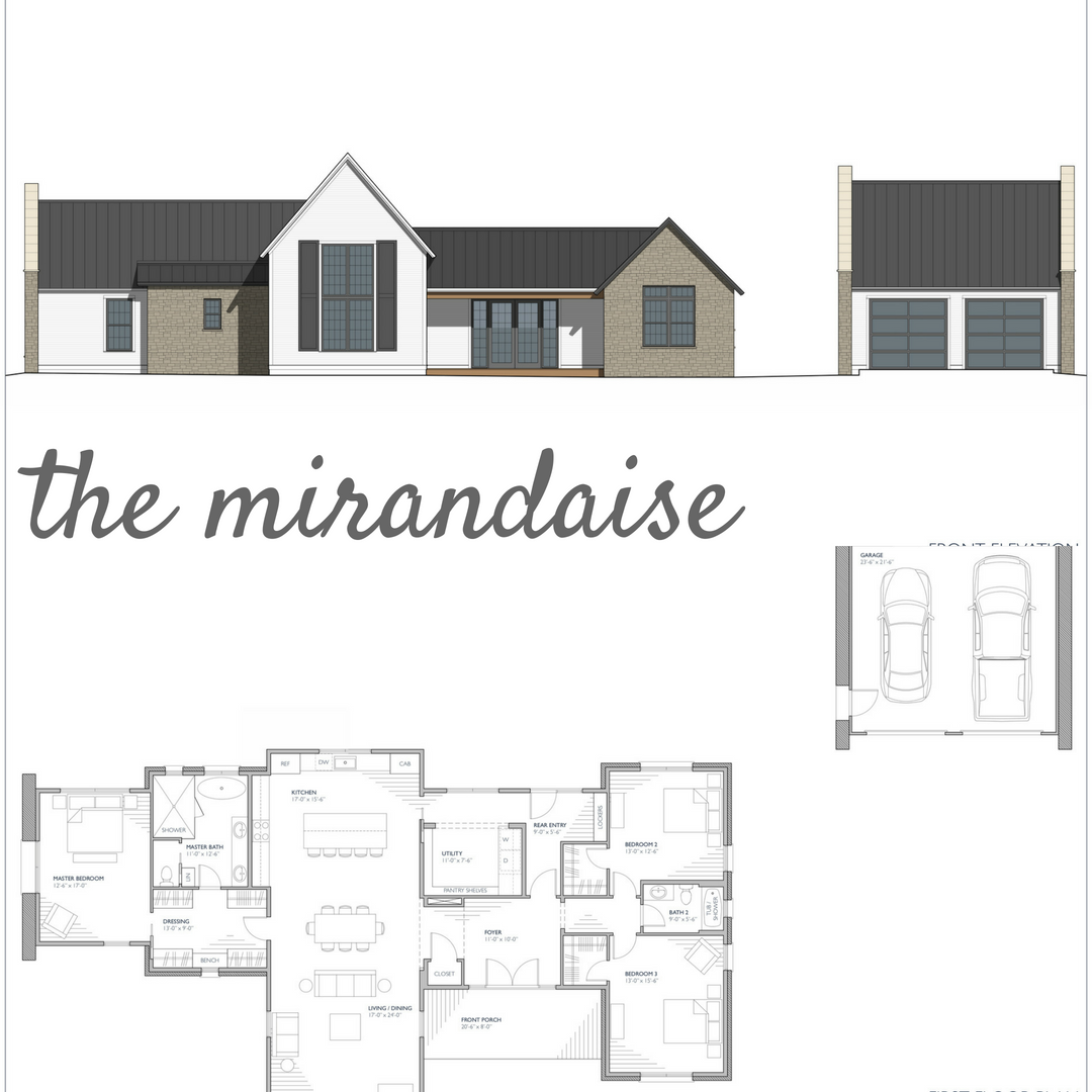 Mirandaise Farmhouse Floor Plans European Farmhouse Floor Plans