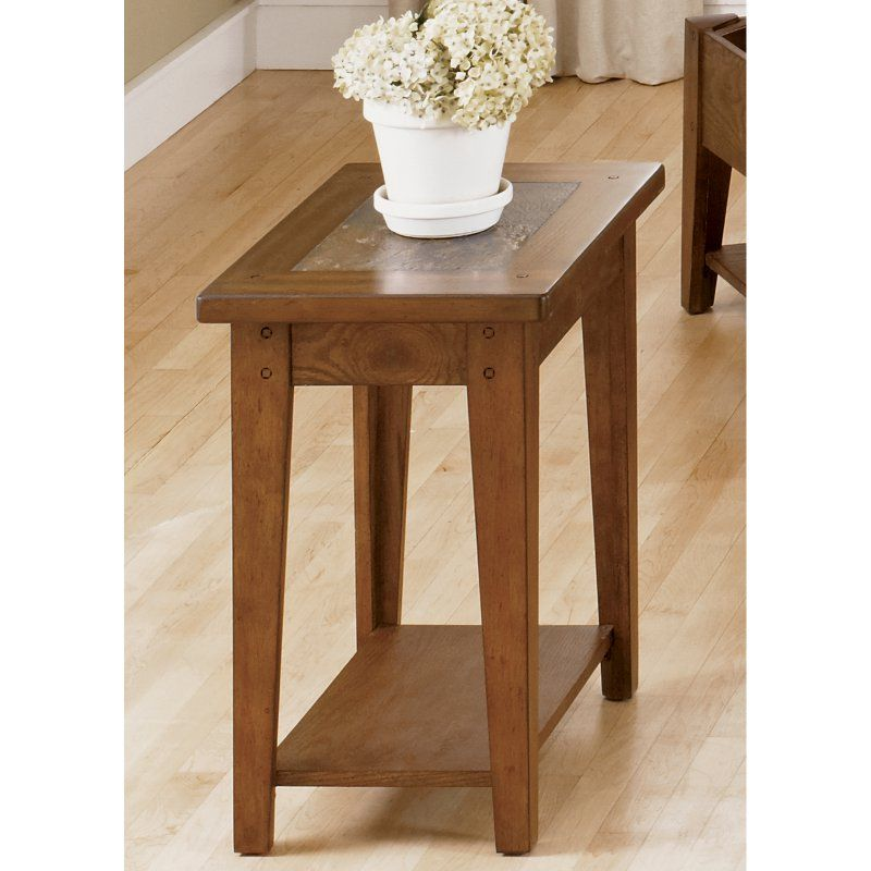 Liberty Furniture Hearthstone II Chair Side Table - 382-OT1021