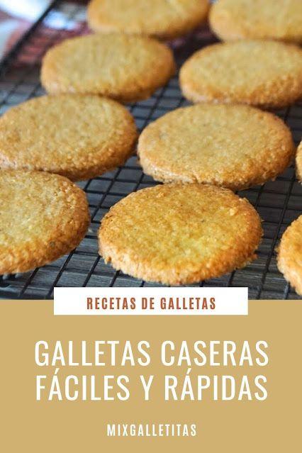 Recetas De Galletas De Avena Y Miel Mixgalletitas Galletitas Galletas Caseras Fáciles Recetas De Comida Fáciles Receta Galletas De Avena