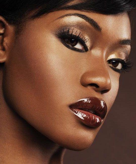 Pin by Anouk van Dam on Donkere huid | Beautiful dark skin