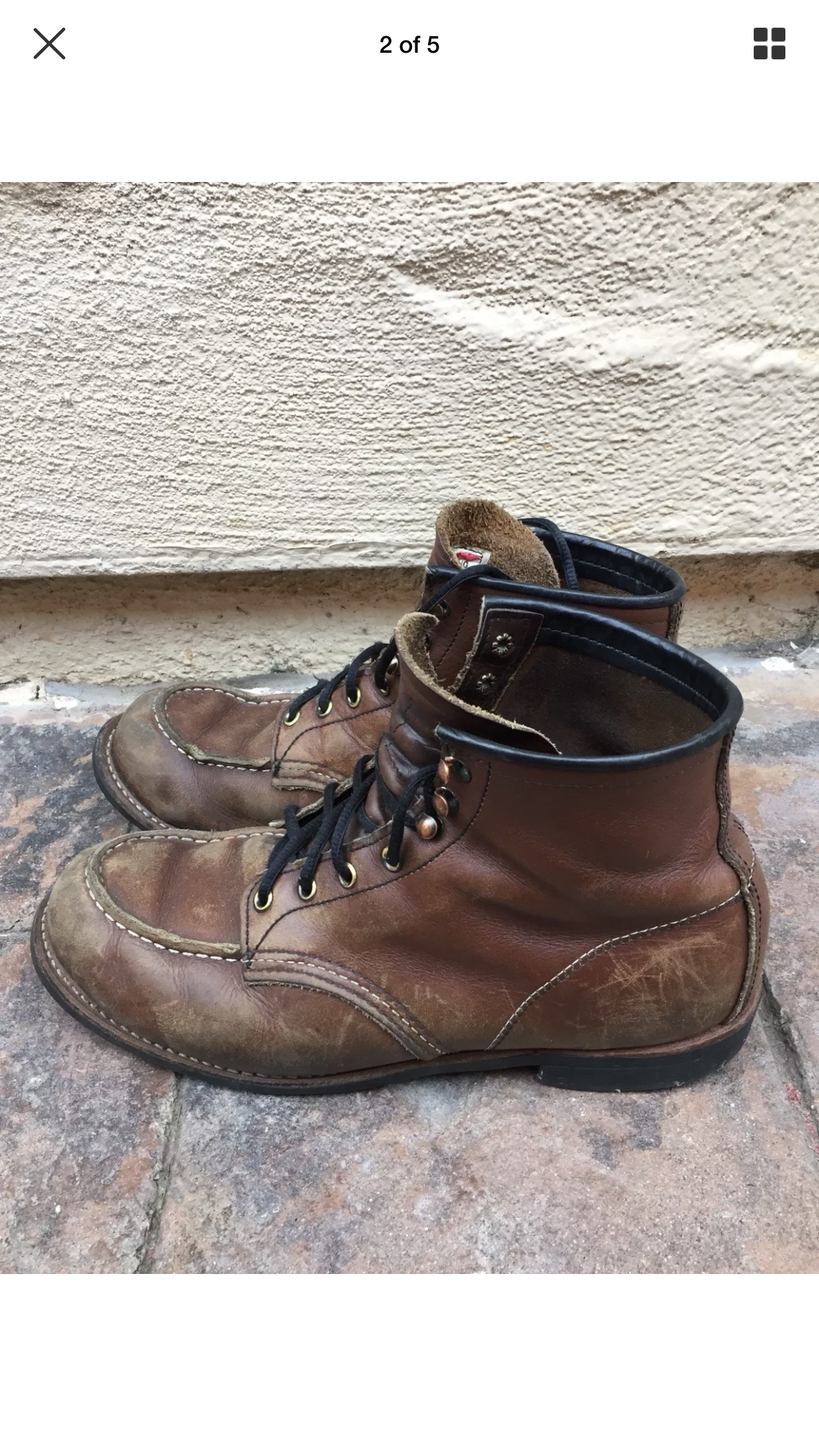 3e6186857d3 Well worn Red Wing 2954's | Boots in 2019 | Boots, Boat shoes, Shoes