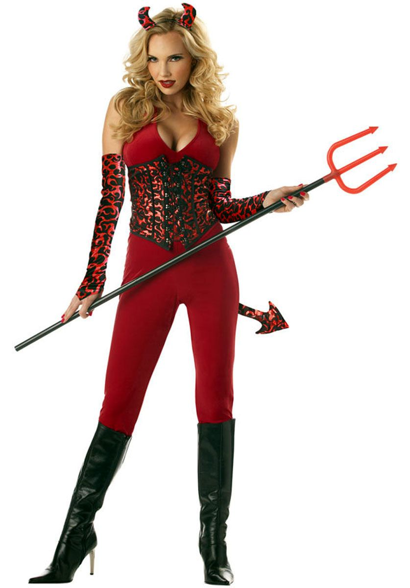 She Devil Costume - Halloween Costumes at Escapade™ UK - Escapade ...