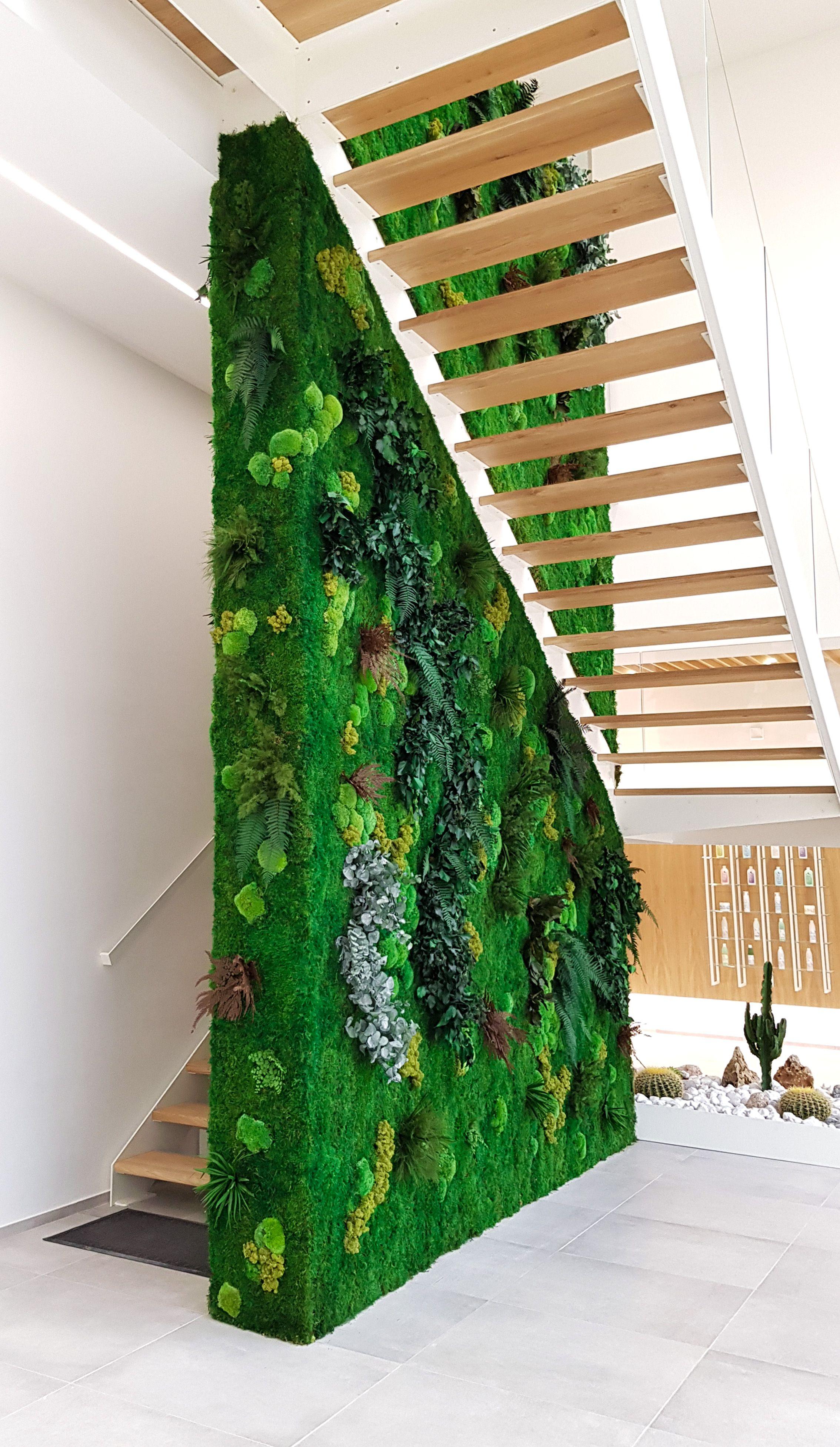 Pareti Verdi Verticali Costi moss design in 2020 | zielona ściana, wnętrza, ogród
