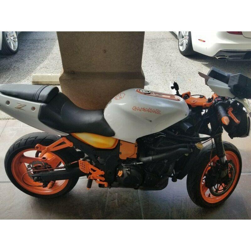 Ebay Sponsored 00 Kawasaki Ninja Zx12r Zx12 1200 Kawasaki Ninja Kawasaki Used Tires