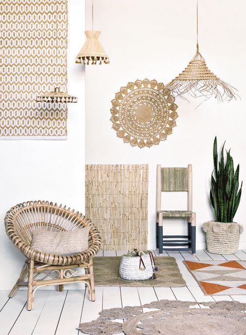 Crush le tapis de jute Jute, Salons and Interiors