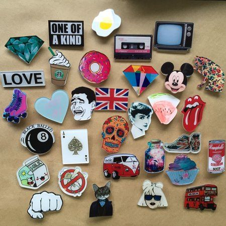 and bottoms pins