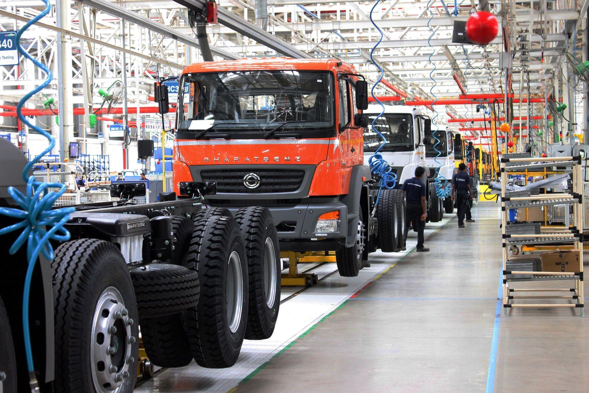 Return of India's trucks BlogTruckSuvidha New trucks