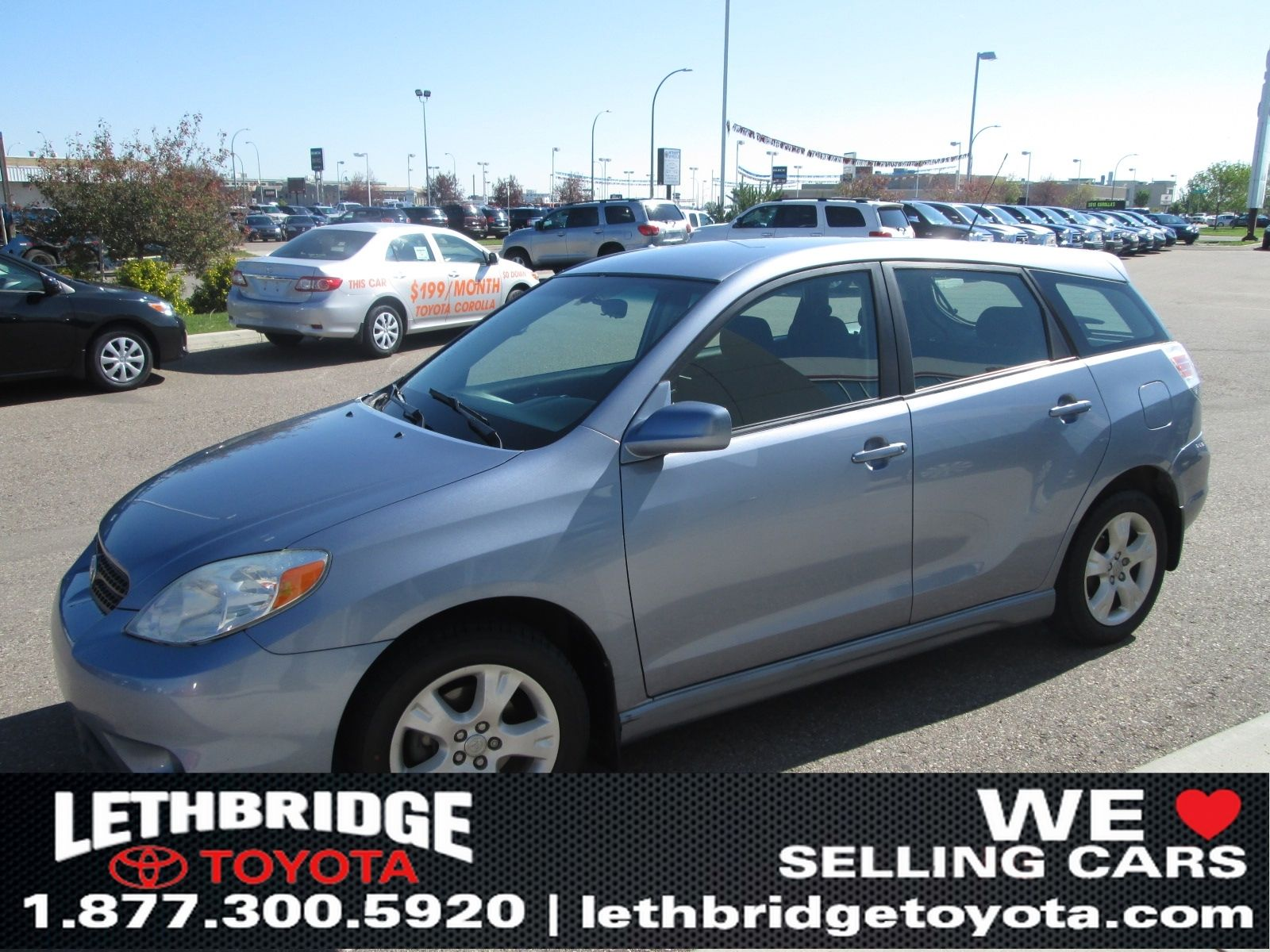 2006 Toyota Matrix XR For Sale | LETHBRIDGE AB | Used Cars for Sale ...