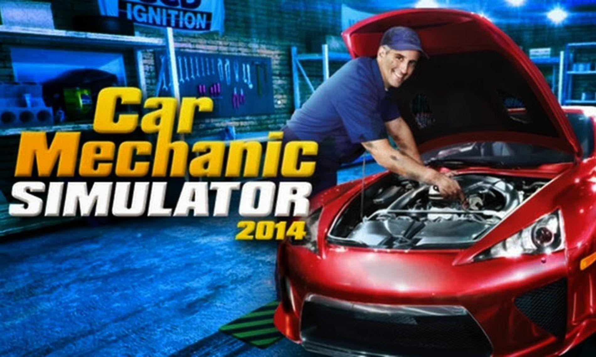 Let's Play Car Mechanic Simulator Car mechanic