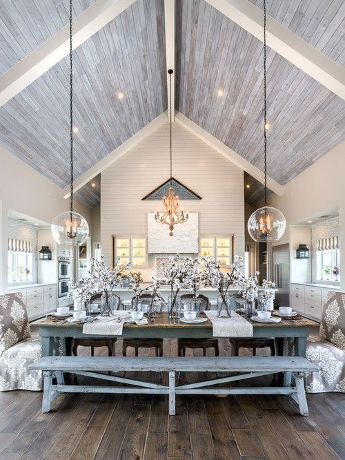 Farmhouse Chic Modern Farmhouse Tour | Decorating | Pinterest | Günstig  Bauen, Günstig Und Rund Ums Haus