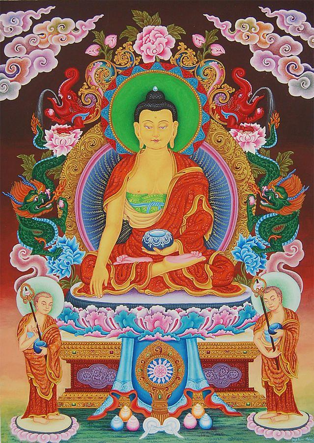 Buddha Shakyamuni Painting